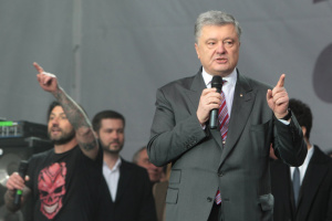 Return of PrivatBank to Kolomoisky may lead to default - Poroshenko