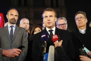 """Макрон: """"Нормандский саммит"""" восстановил доверие между сторонами"""