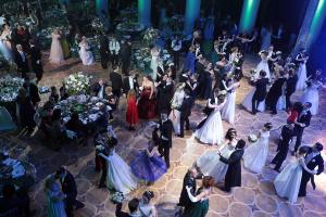 Венский бал-2019 собрал 416 тысяч гривен на благотворительность