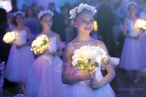 В этом году детский Венский бал в Киеве будет посвящен экологии