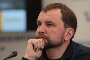 В СКУ подякували В'ятровичу за роботу на чолі Інституту нацпам'яті