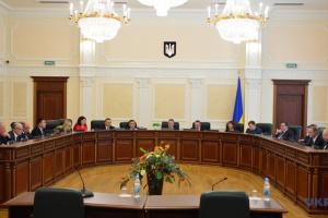 ВРП внесе подання Президенту про призначення п'яти суддів