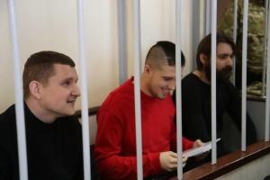Полонений моряк з московського суду передав дружині вітання з днем народження