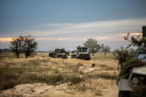 Okupanci ostrzelali z moździerzy stanowiska pod Zołotym-4