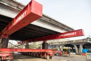 Шулявський міст повністю розберуть до кінця квітня