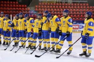 Юніорська хокейна збірна України пропустила 13 шайб від Німеччини на чемпіонаті світу