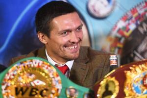 Усик поддержит Беринчика и Митрофанова на вечере бокса в Киеве