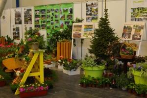 Киевзеленстрой на международной выставке показал, как озеленяет столичные парки