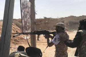 В Ливии похитили заместителя министра обороны