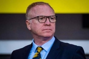 Главного тренера сборной Шотландии по футболу освободили от должности