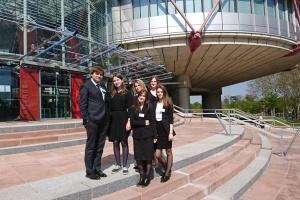Украинские студенты вошли в ТОП-8 конкурса Совета Европы по правам человека
