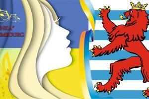 Діаспоряни в Люксембурзі сподіваються, що Україна 21 квітня вибере Європу, а не Азію