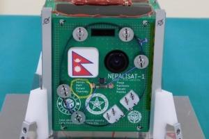 Непал запустив свій перший супутник