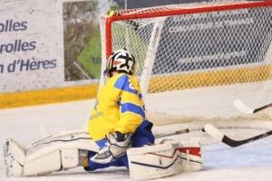 Украинские хоккеисты-юниоры проиграли Норвегии и опустились в Дивизион 1В ЧМ