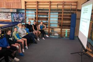 Збірна спортивної акробатики приєдналася до програми НОК України з антидопінгу