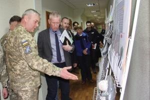 "Наев - миссии ОБСЕ: На Донбассе оккупанты полтысячи раз нарушали ""тишину"""
