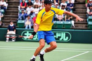Теннис: украинец Калениченко вышел в полуфинал турнира в Нигерии