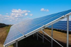 В Украине открыли одну из крупнейших в Европе солнечных электростанций