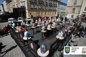 Предпасхальный Фестиваль писанок стартовал во Львове