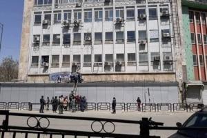 В Кабуле у здания министерства произошел взрыв и стрельба