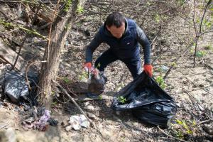 Весняна толока: у столиці 9 тисяч людей зібрали сотні тонн сміття