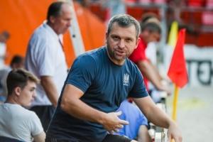Пляжний футбол: збірні України та Азербайджану не гратимуть третій контрольний матч