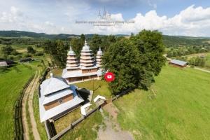 宇政府とグーグル社、カルパチア地方木造教会をオンラインで閲覧できるサイト立ち上げ
