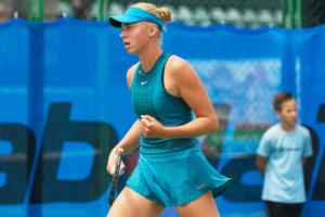 Украинка Лопатецкая вышла в финал турнира ITF W25 в Италии