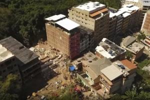 Число жертв обрушения домов в Бразилии увеличилось до 22