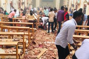На Шри-Ланке прозвучали несколько взрывов, более полусотни погибших