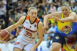 Украинская баскетболистка Яцковец завоевала титул чемпиона Словакии