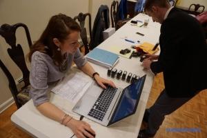 Голосування на виборах Президента України стартувало у США