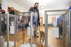 ЦВК опрацювала половину протоколів: Зеленський має понад 73% підтримки