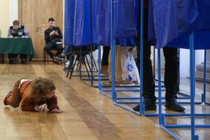 Запорожская область лидирует по явке избирателей