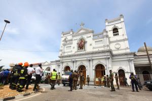 Власти Шри-Ланки значительно уменьшили данные о погибших от взрывов