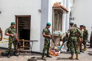 Кількість загиблих внаслідок вибухів на Шрі-Ланці зросла до 262