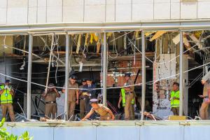 На Шрі-Ланці затримали сімох підозрюваних у вибухах