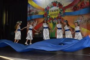 """Українка з Іспанії – серед переможців фестивалю юних талантів """"Скарб нації"""""""