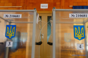 Less than 1,000 Ukrainians change place of voting in parliamentary elections