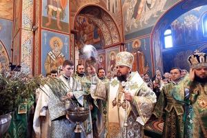 Православная Церковь Украины впервые провела литургию с сурдопереводом
