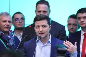 Zelensky's presidency unlikely to change Ukraine's foreign policy