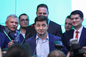 Зеленський обіцяє найближчим часом представити свою команду