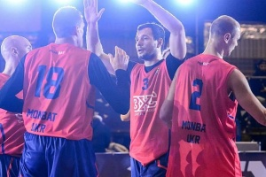 Український Kyiv-Monbat переміг росіян на престижному турнірі з баскетболу 3х3