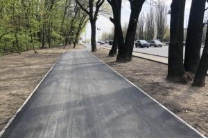 В Киеве появится еще одна велодорожка