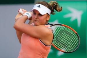 Козлова победила Дулгеру в финале квалификации турнира WTA в Стамбуле
