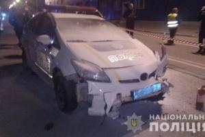 Мужчине, который похитил полицейское авто и сбил патрульную в Киеве, грозит пожизненное