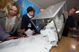 Вибори президента: ЦВК чекає оригінали протоколів із трьох округів