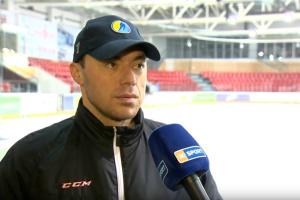 Шафаренко: Главное для сборной Украины по хоккею — сохранить прописку на ЧМ