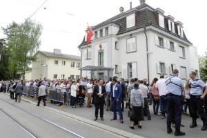 У Швейцарії затримали нападників на турецьке генконсульство