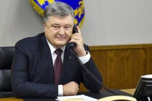 Israeli prime minister notes high level of democratic standards of Ukraine's presidential election